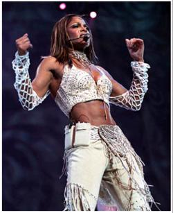 Janet Jackson Turns 38