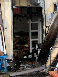 Rcmp Investigate Fire Kelowna News Castanet Net