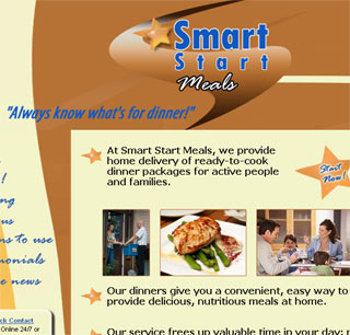 Photo: Smarts Start Meals website
