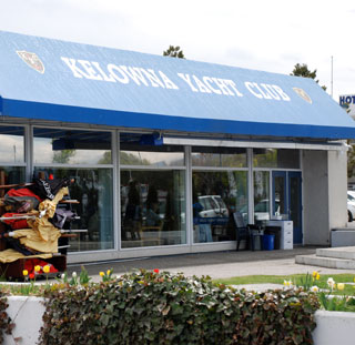 Kelowna Yacht Club. (File Photo: Kelly Hayes - Castanet)