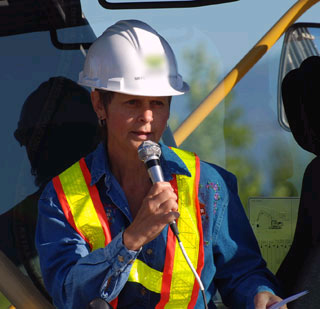 Mayor Sharon Shepherd. (File Photo: Kelly Hayes - Castanet)