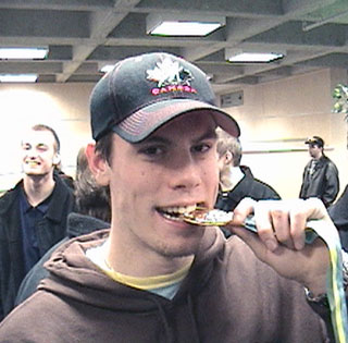 The Kelowna Rockets have honoured former players Shea Weber (pictured with world junior medal) and Duncan Keith with special awards. (File Photo: Kelly Hayes - Castanet)