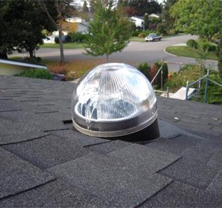 Solar Light Tubes About The House Castanet Net