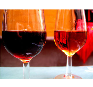 Fortified wine is a style of wine which has had a neutral spirit, normally grape brandy, added to the wine, which in turn raises the alcohol level.  (Photo: Flickr user, jacquiek)