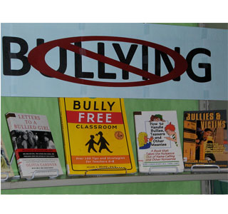 Bullying affects all ages and all aspects of our lives including: school, work, home, and recreation. (Photo: Flickr user, ainnicer1971)