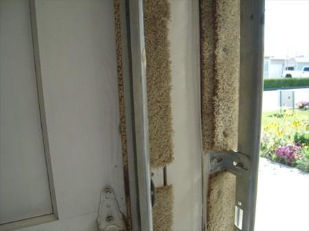 Weatherstrip Your Garage Door