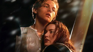 Kate and Leon in 'Titanic'