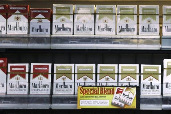 Cigarettes Marlboro prices Massachusetts