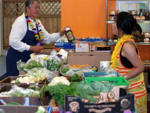 Kamloops Food Bank Drop Off