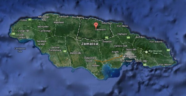 Canadian found dead in jamaica canada news castanet photo google maps gumiabroncs Image collections