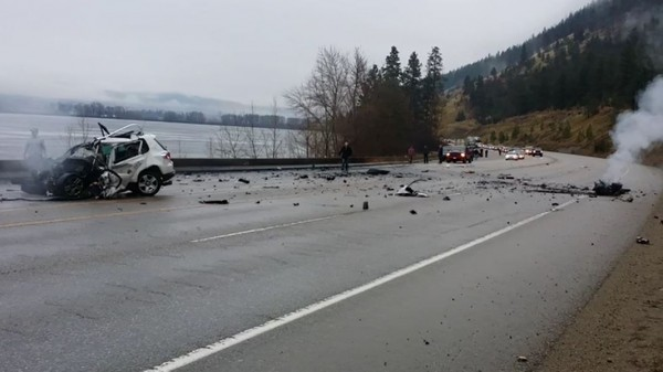 fatal crash near duck lake - kelowna news