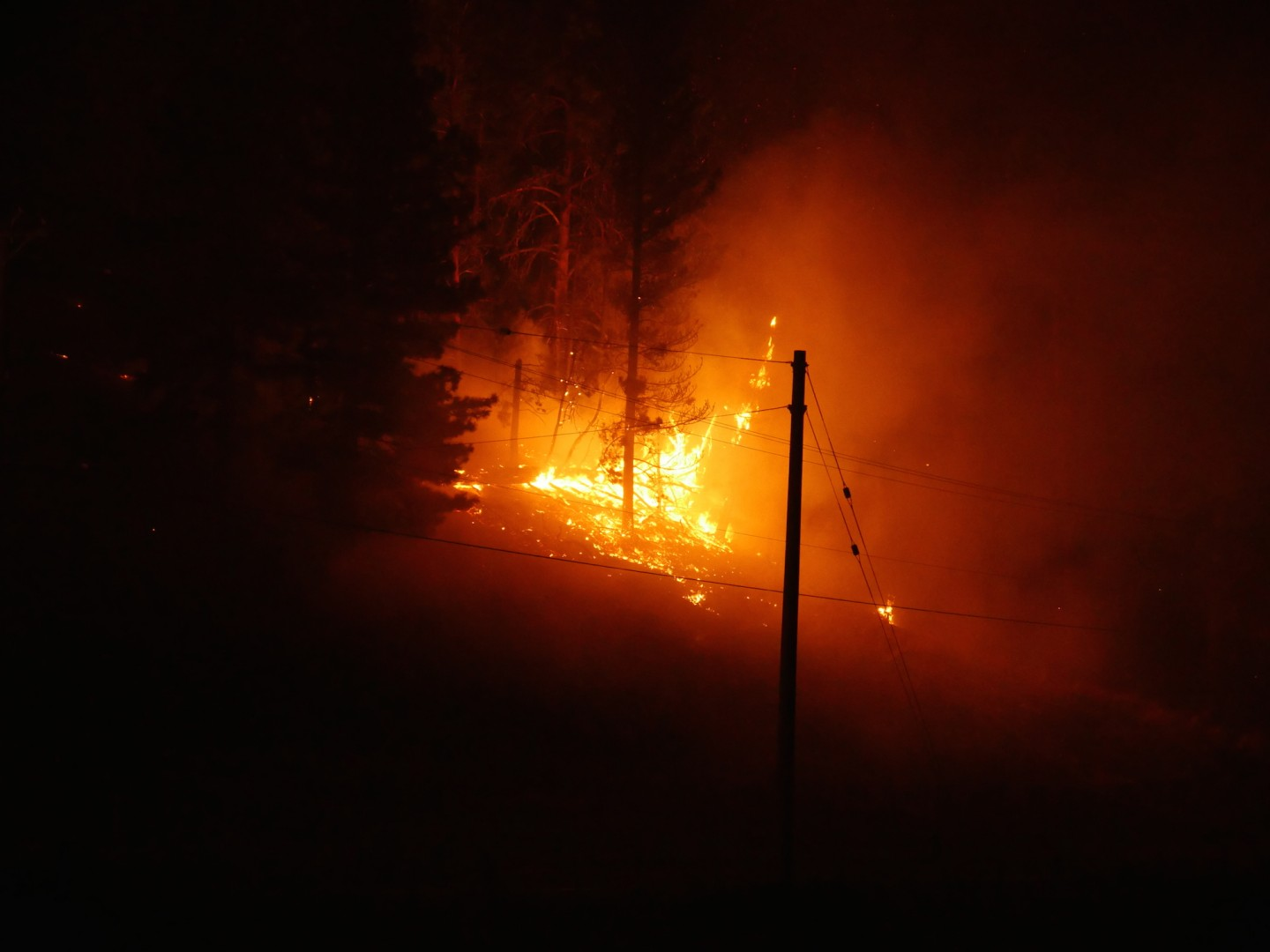 pp wildfires Wildfires, a longstanding and frequent threat to california, are expected   review the 2014 quadrennial fire review (pdf) (96 pp, 44 mb) to.