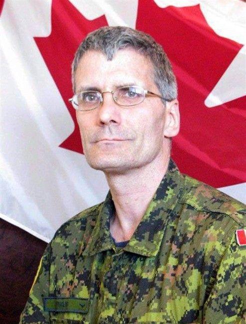 Warrant Officer Patrice Vincent - Castanet.net