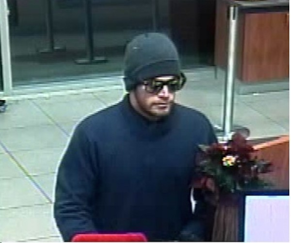 Cops Still Looking For Bank Robber Vernon News