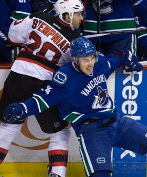 The Vancouver Canucks know close isn't going to cut it.
