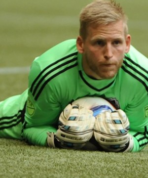 The Vancouver Whitecaps are holding onto goalkeeper David Ousted, along with nine other players.