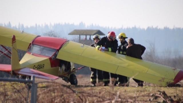 No Injuries In Plane Crash Bc News Castanet Net