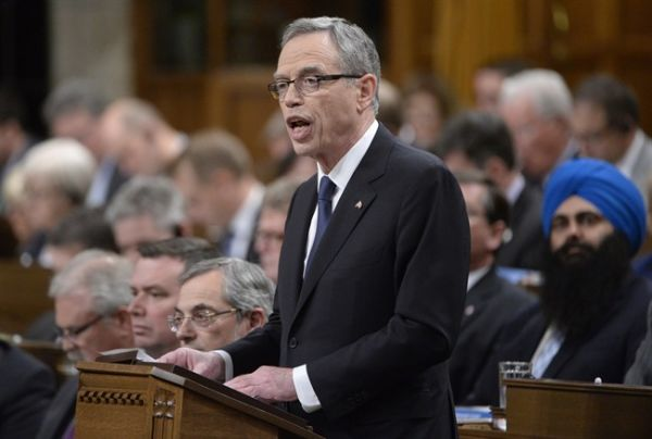 Conservatives squeeze out a surplus budget in election year spending blueprint