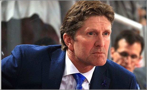 Babcock to coach Leafs