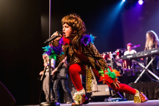 Students to rock with Prism - Kelowna News - Castanet.net
