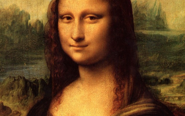 The Real Mona Lisa World News Castanet Net