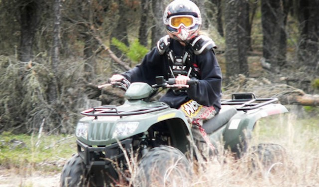 Atv Accident On Private Property