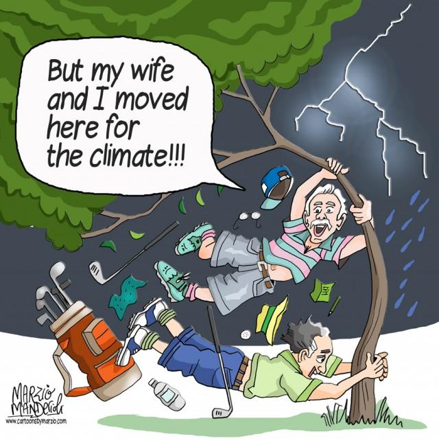 Storm Cloud Royalty Free Stock Photography - Image: 5578187   Cartoon Storm