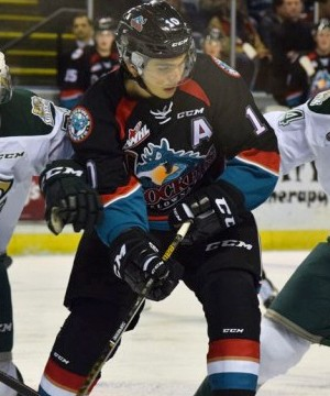 Three members of the Kelowna Rockets will suit up in the annual CIBC Canada-Russia series.