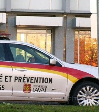 Quebec City police have arrested two people in connection with alleged break-ins and sexual assaults at a university residence.