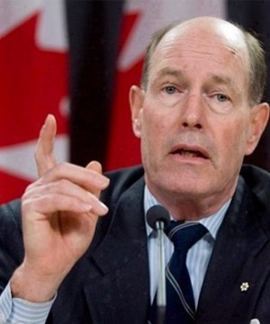 Former Bank of Canada governor David Dodge says the world economy might be better off if policy-makers bumped interest rates a little bit higher.