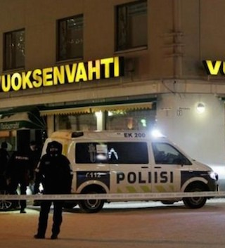 Three people have been shot to death in Finland.