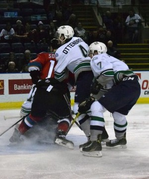 The Kelowna Rockets have to be feeling good about themselves as they get set to embark on their longest road trip of the season, seven games.
