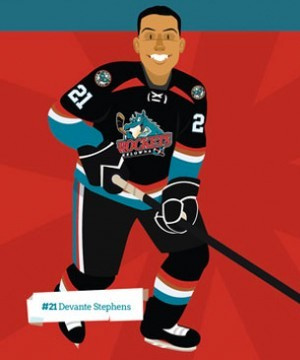The Kelowna Rockets have a new way for young fans to interact with the team.