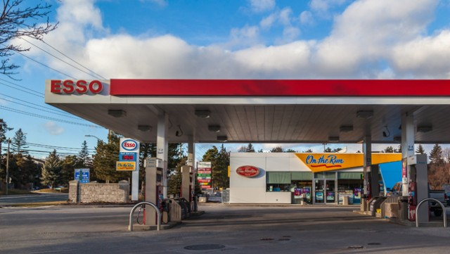 Esso Stations Sold For 2 8b Business News Castanet Net