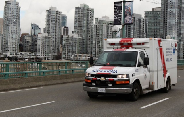 how to become a paramedic in bc