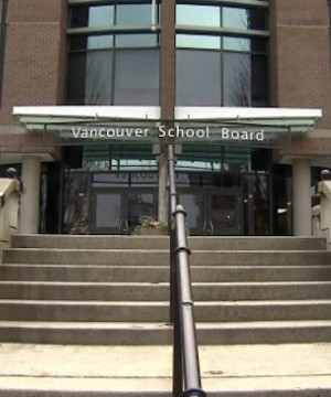 Trustees for the Vancouver School Board have voted against a controversial budget that was set to chop million of dollars from the board's 2016-17 budget.