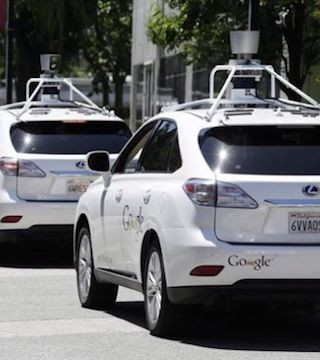 Autonomous cars fuel concern over amorous antics behind the wheel.