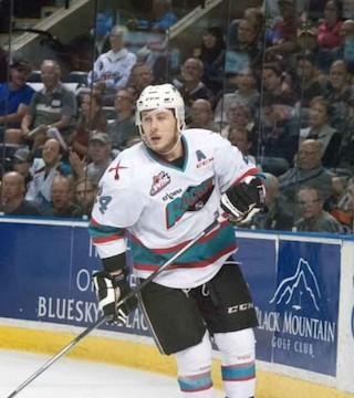 Kelowna Rockets clean out their lockers for final time this season.