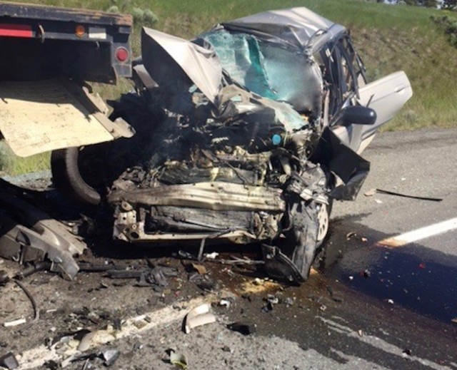 Fatal Crash On Coquihalla Bc News Castanet Net