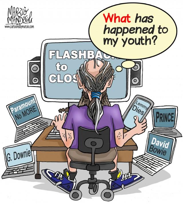 Flashbacks closing - Cartoons by Marzio - Castanet.net