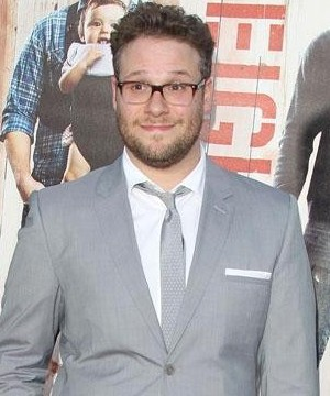 Seth Rogen still feels like an outsider in Hollywood.