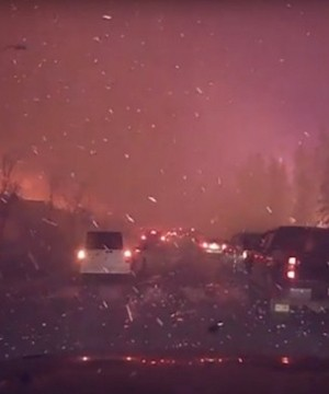 An ever-changing, volatile situation is fraying the nerves of residents and officials alike as a massive wildfire continues to bear down on the Fort McMurray area.