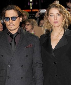 Amber Heard has filed for divorce from Johnny Depp after just 15 months of marriage.