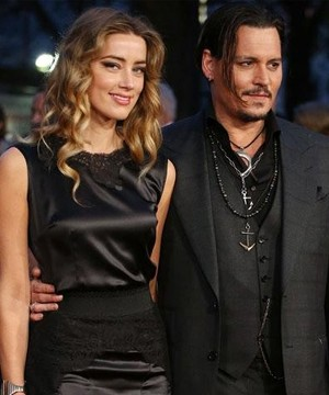 Amber Heard claims she is living in fear of Johnny Depp.