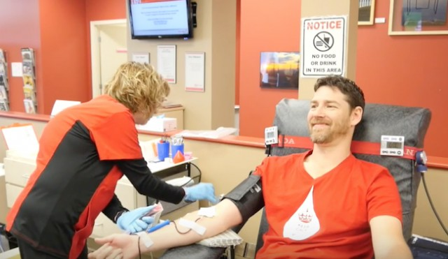 Give life, donate blood - Kelowna News - Castanet.net