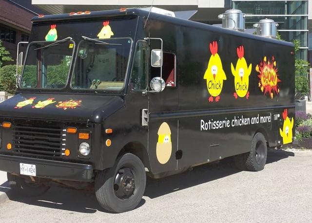 Food Truck Rally Kelowna