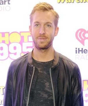 Calvin Harris is now