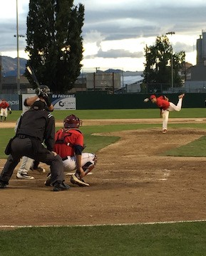Two innings were all the Falcons� needed to put away the Cowlitz Black Bears Friday night.