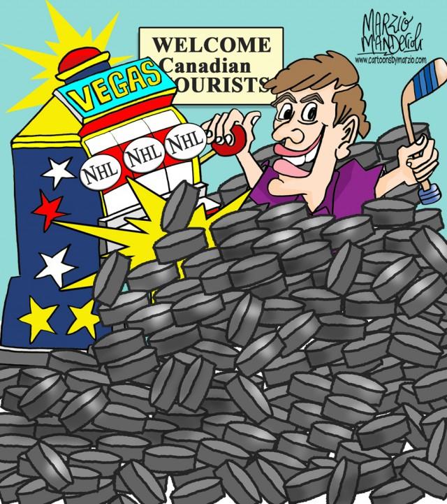 Vegas Jackpot Cartoons By Marzio Castanet Net