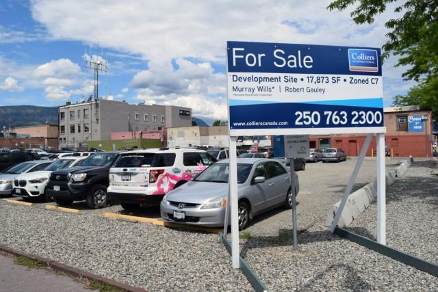 Parkade for sale